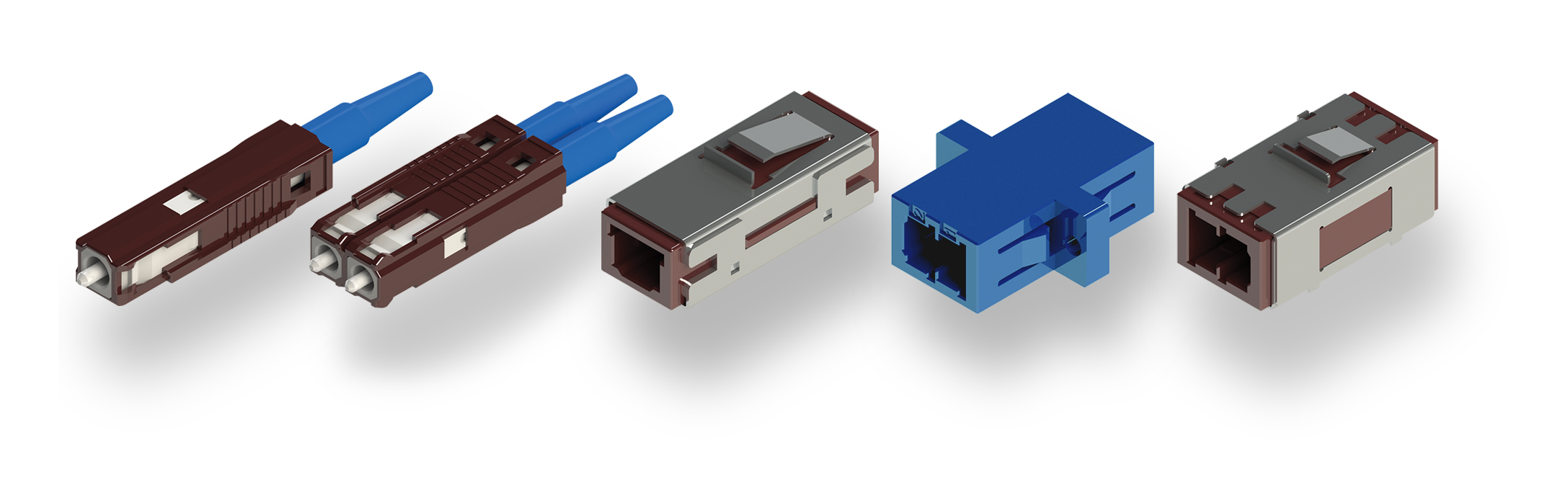 MU Connectors and Adapters